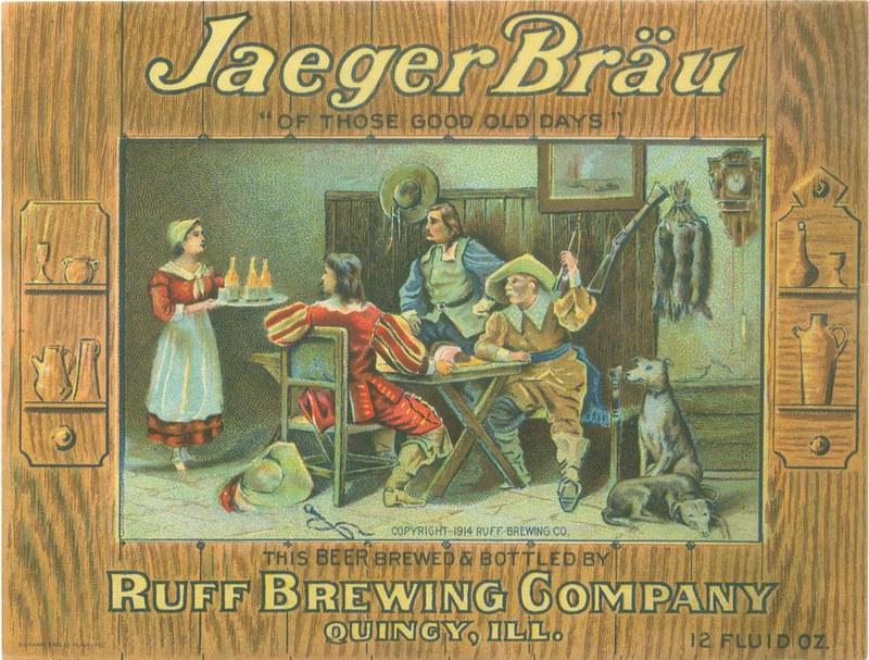 Ruff-Jaegar-Brau