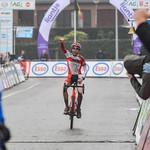BK Cyclocross 2018 Kruibeke Nieuwelingen 1° Jaars en dames jeugd