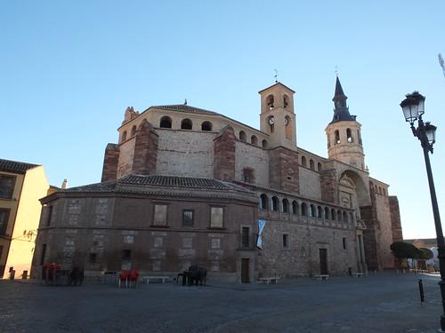 Iglesia de Santa Catalina - Vista general 2