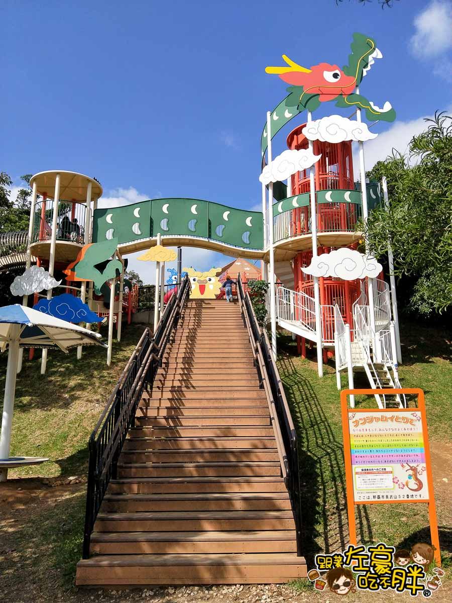 沖繩景點 奧武山公園(兒童樂園公園)-10