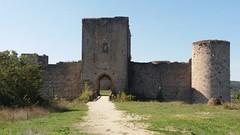 Le château de Puivert (XIVe siècle). - Photo of Rivel