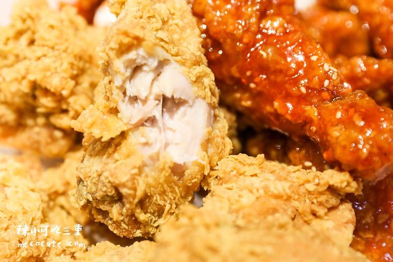 NeNe Chicken Taiwan三重店,NeNe Chicken三重店,NeNe炸雞 @陳小可的吃喝玩樂