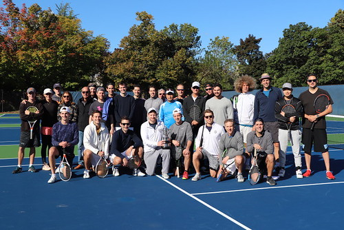 2018 MEJ Tennis Tournament
