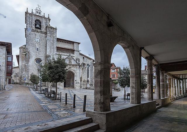 Plaza de San Juan Salvatierra