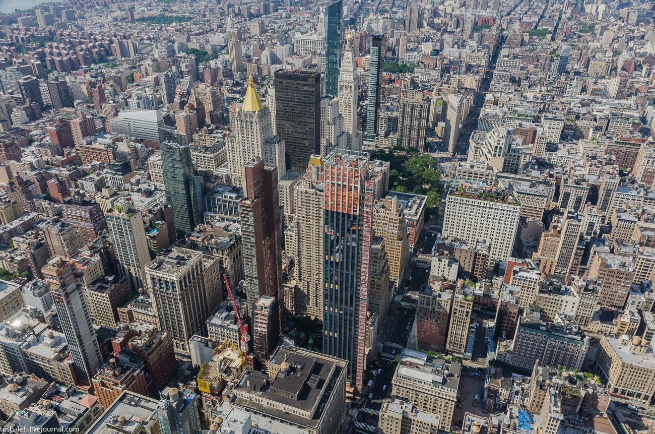 Нью-Йорк_Empire State Building-54