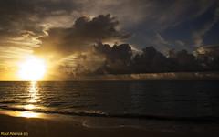 Sunraise in Bahamas