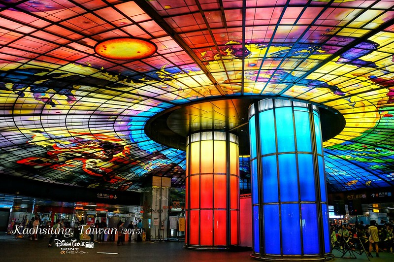 Taiwan Kaohsiung Dome of Light 1