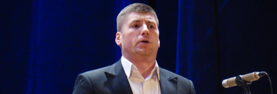 Сергій Гладарьов