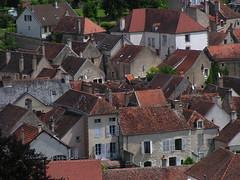 20080523 28310 Montbard Häuser Dächer_K - Photo of Quincy-le-Vicomte