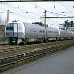 Southbound Metroliner At Newark