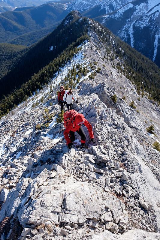 Scrambles - Mt. Baldy - Jan 2019-9