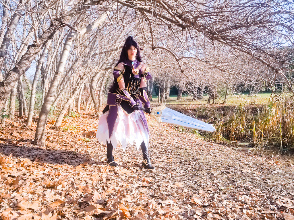 related image - Shooting Date A Live - Tohka - Enonna Cosplay - Vitrolles -2018-12-29- P1466090