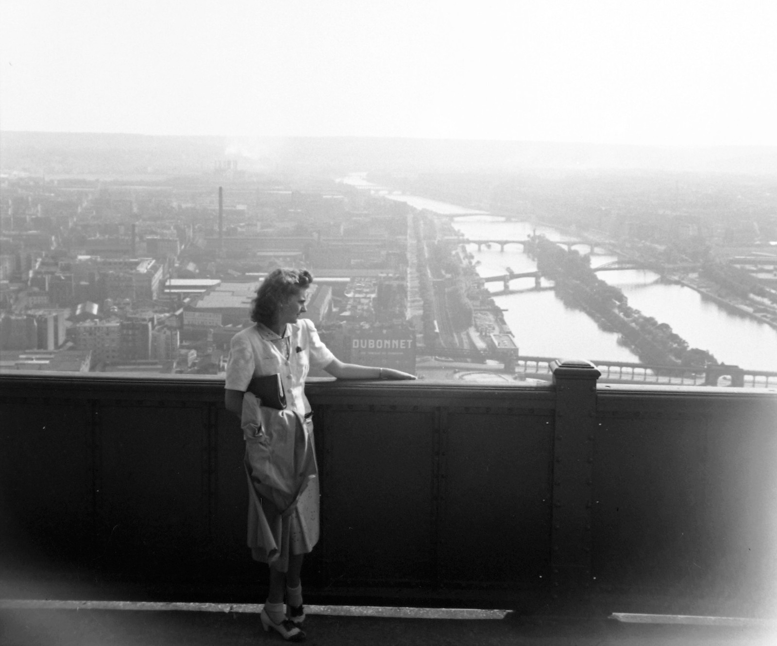 1939. Вид на город