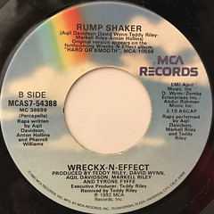 WRECKX-N-EFFECT:RUMP SHAKER(LABEL SIDE-B)