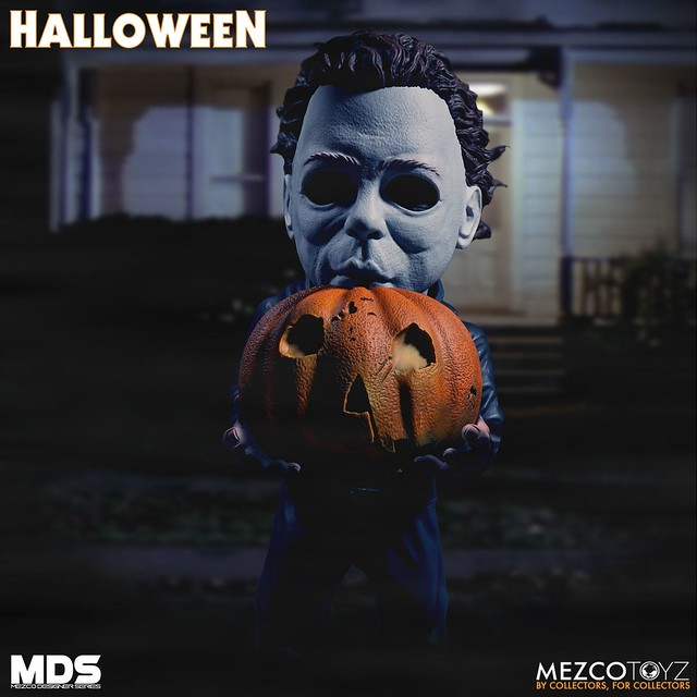Mezco Designer Series Halloween (1978): Michael Myers 6-inch Action Figure