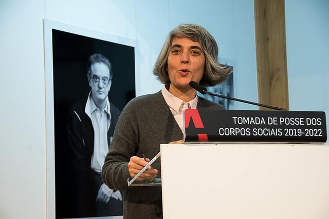 Tomada de Posse dos Novos Corpos Sociais  da SPA 2019 - 2022