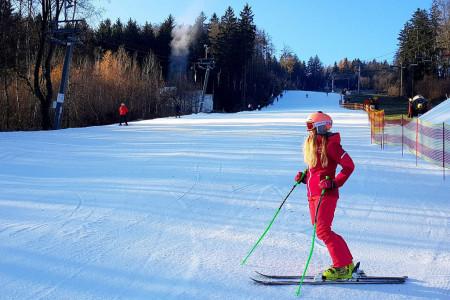 Tipy SNOW tour: Monínec – listopad na sněhu