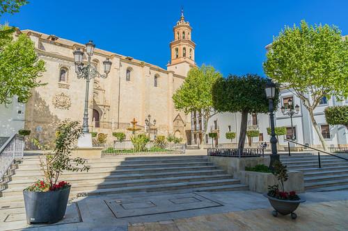 Baza - Iglesia Mayor