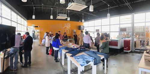 Visita de empresarios textiles de Tacna - Ministerio de la Producción