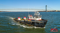 Beyel Brothers - Megan Beyel Tugboat in NYC Harbor 089