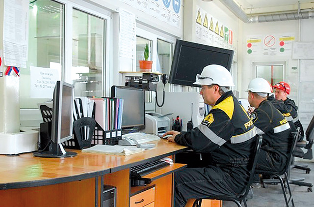 контроль за техникой безопасности
