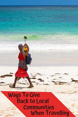 Ways to Give Back to Local Communities When Travelling