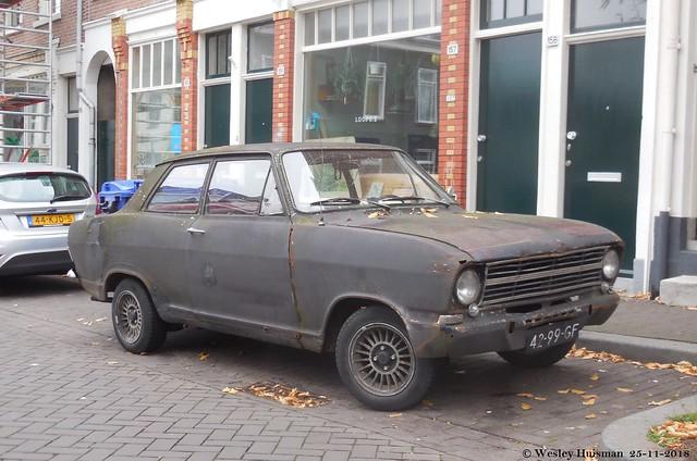 Opel Kadett B 17-07-1968, Nikon COOLPIX S6400