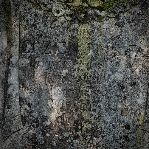 Stele for Jules Cozier