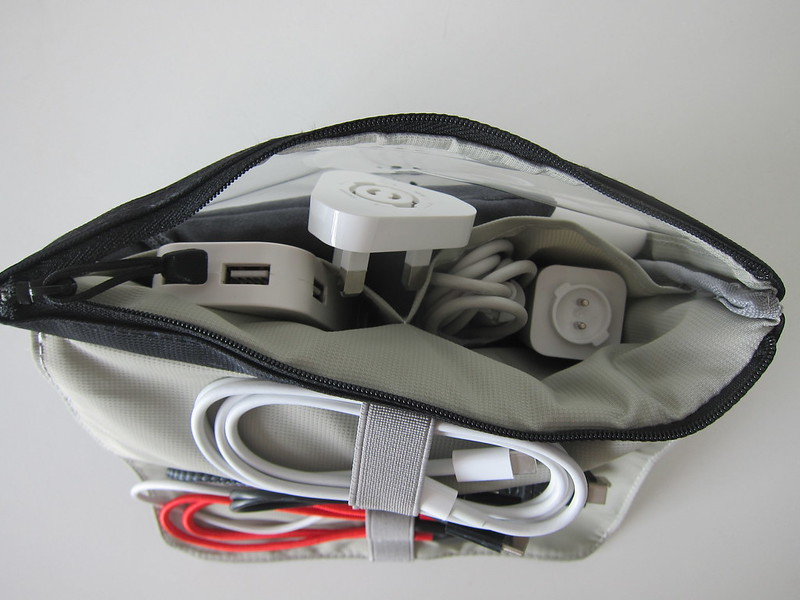 Innergie MagiCable 150 - Inside Pouch