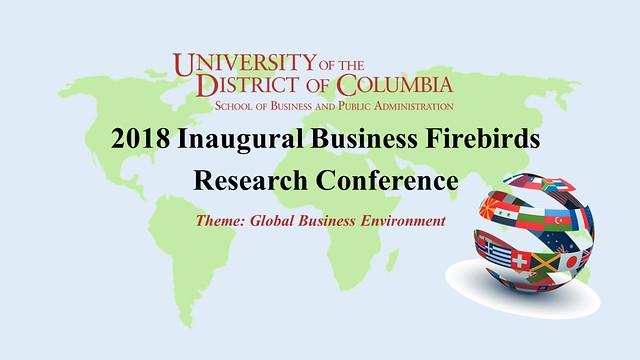 2018首届商业Firebirds研究会议