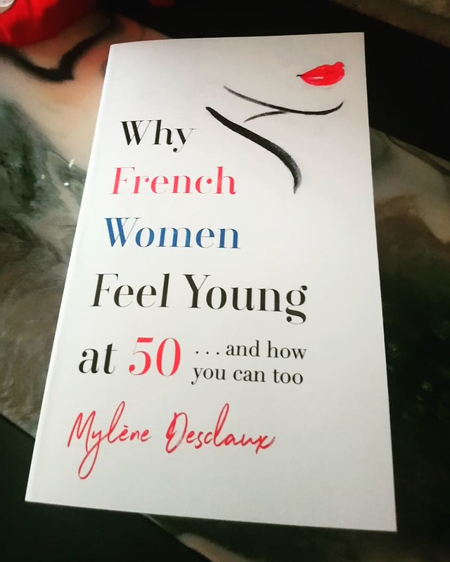 Why French fWomen Feel Young at 50