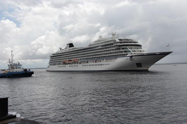 Receptivo do Navio Viking Seas