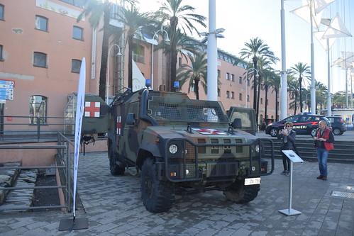 Iveco VTLM Lince Servizio Sanitario Esercito Italiano
