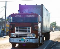 Truck Spotting Runaway By Jamaica