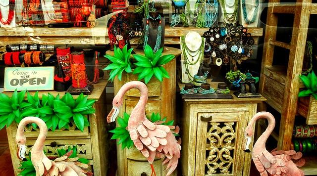 The Three Flamingos Shop