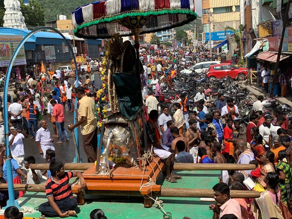 Religious Parade