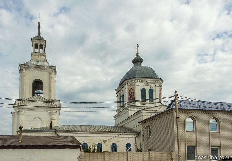 Церковь Вознесения Господня, Калач