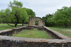 RUINS OF MISSION ESPADA