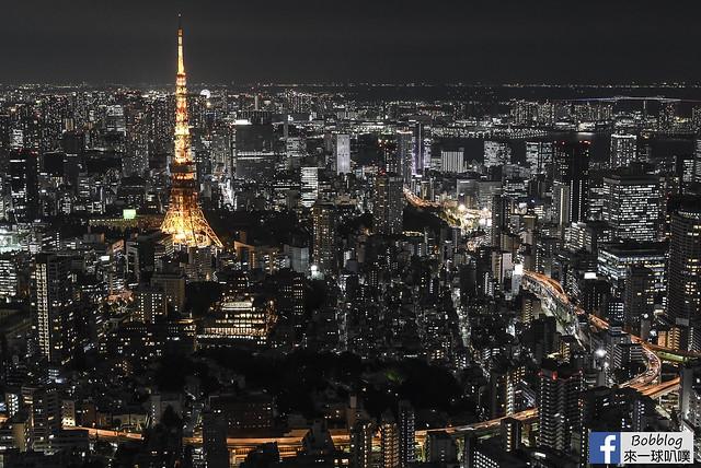六本木之丘森大樓 東京城市觀景展望台+ SKYDECK屋上展望台-22