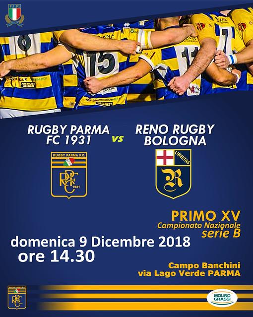 RPFC vs Reno Bologna 09.12.18