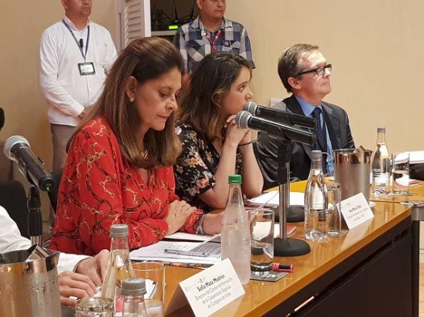 Pacto para promover las políticas integrales contra las violencias de género en Colombia