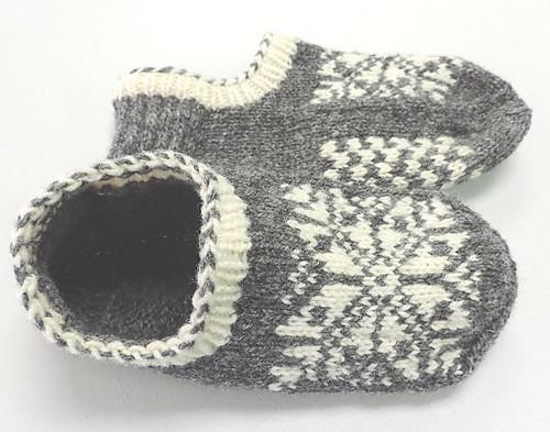 Upsalla Slippers by Ram Wools