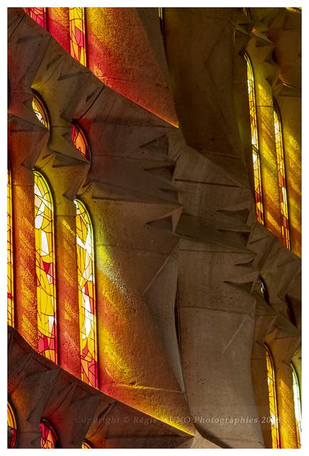 La Sagrada Familia Barcelone, Nikon D500, Sigma 70-300mm F4-5.6 APO DG Macro HSM