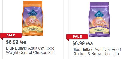 picture regarding Blue Buffalo Printable Coupon identified as $1.99 bundle upon Blue Buffalo dry cat foodstuff at Meijer this 7 days