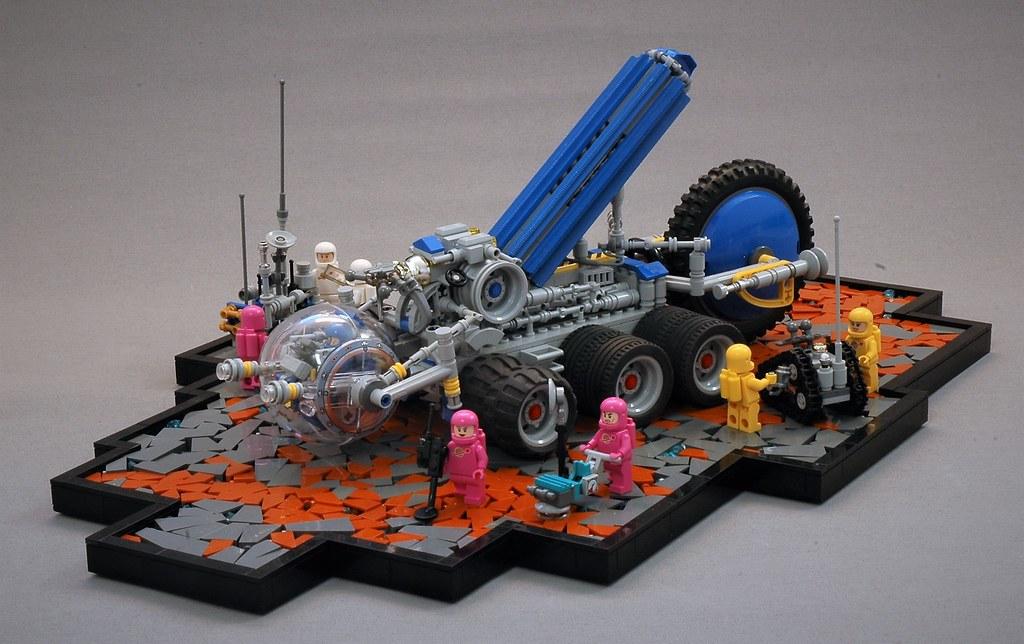 Syrsan - NCS drilling rover