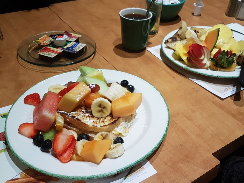 Coras breakfast