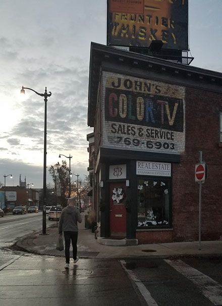 John's Color TV