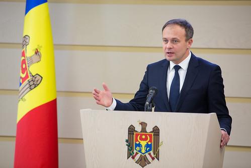 21.12.2018 Declarații de presă - Andrian Candu