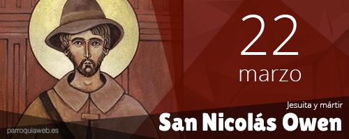 San Nicolás Owen