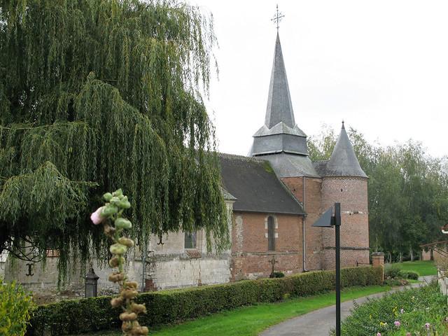 Gronard (église fortifiée) • 9557, Canon POWERSHOT G7